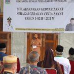 Gebyar Zakat Pemkab Serang Capai Rp2,6 Miliar